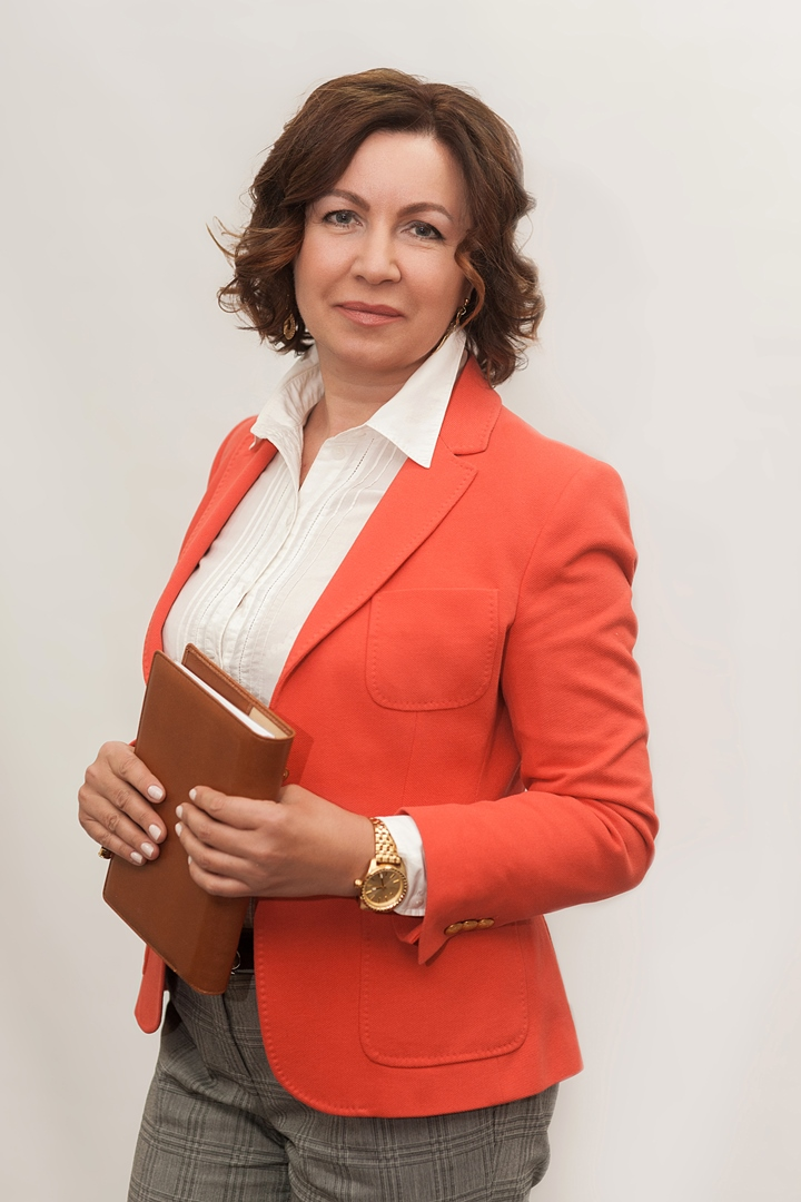 Picture of Glushakova Elena Zigfridovna