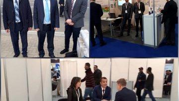 (RU) Первый день выставки «The Egypt Petroleum Show»