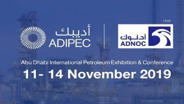 The first day of Abu Dhabi International Petroleum Exhibition & Conference